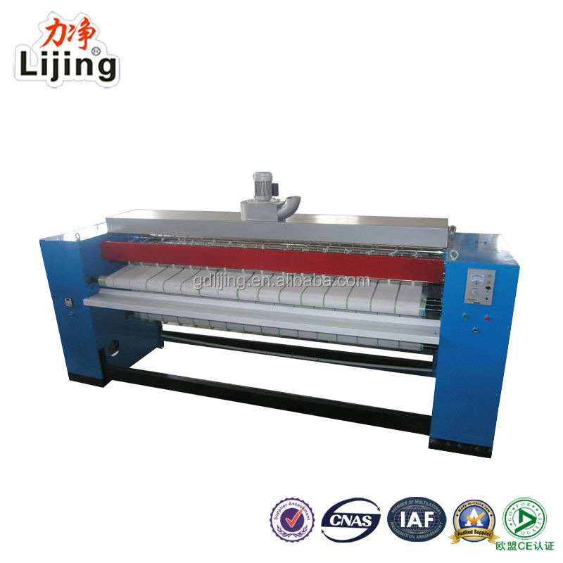 1.8-3m CE Hotel used Gas Flatwork Roller Ironer