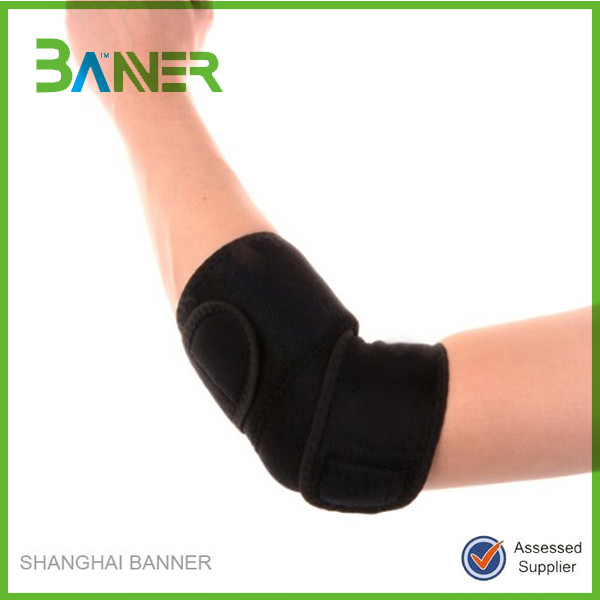 Professional Neoprene protective rigid tennis elbow support