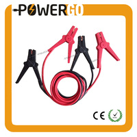 500A Auto Booster Cable /Jumper Cable for Emergency Use Auto Battery Starting Industrial Jumping 3m Cable Length