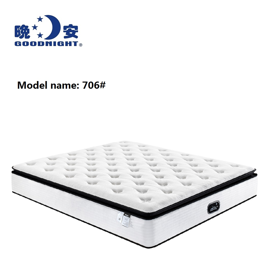 Wholesale Foam Quality Fabric Bedroom Natural Latex Rubber Packed Queen Size Roll Up Cotton Sun Bed Mattress - Jozy Mattress | Jozy.net