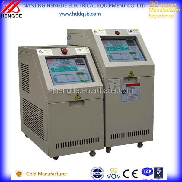48kw automatic Oil Mold Temperature Controller for SMC heater