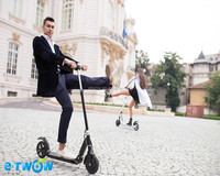etwow electric scooter with brushless motor / 500 watt electric scooter