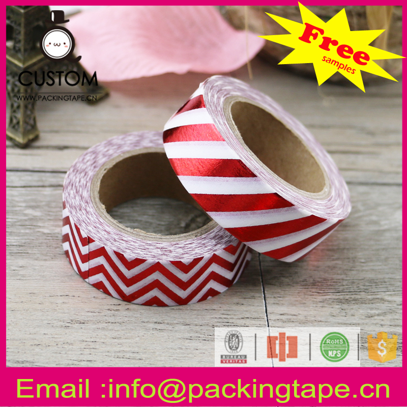 Made in China wonderful washi with great price