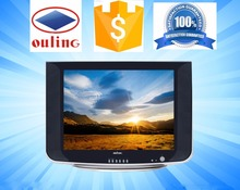 hot design ultra slim 14inch crt tv with high quality crt tv parts
