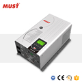 Multiple Input Split Phase Power Inverter 24V 4000w for Puerto Rico Market