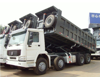 Widely used Sinotruck HOWO dump truck , 4x4 6x4 20-50ton dump truck for sale