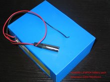 Hot selling 12V40Ah LiFeO4 battery pack