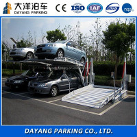 Two Post hydraulic mini car lift