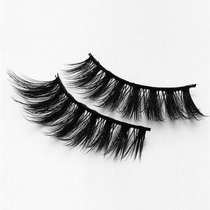 Hot Selling 3D Mink Eyelash Extension Mink Eyelashes Vendor