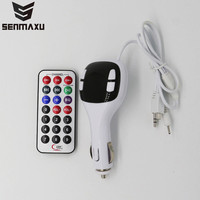 Car Mp3 With LCD/LED display Usb Port Fm Transmitter