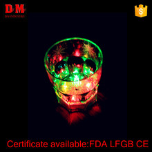 210ml party custom led flashing cup