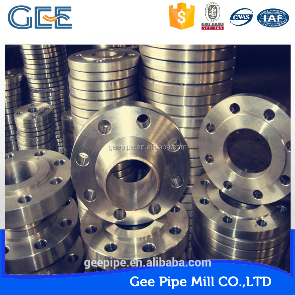 GEEchina supplier RTJ stainless steel Flanges, API 6A flange in alibaba