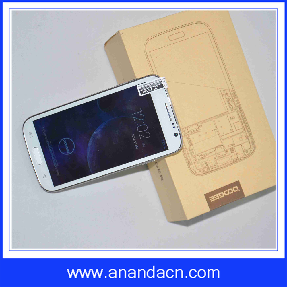 5.0 inch 3G Android 4.4 DOOGEE DG300 8GB Smart Phone