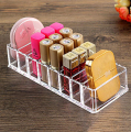 8 Drawer Custom Acrylic Lipstick Holder, Nail Polish Cosmetics Organizer