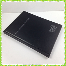 All balck invoice book printing in China
