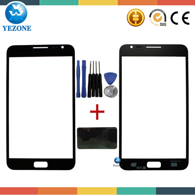 Spare Parts For Samsung Galaxy Note N7000 I9220 Front Glass Lens Replacement