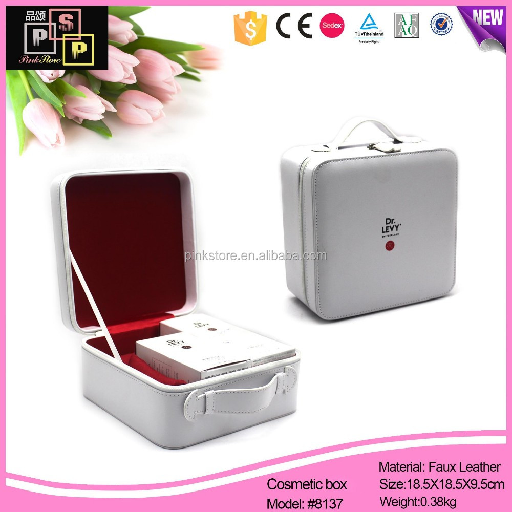 Luxury custom printed cosmetic case