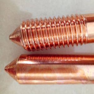 ISO9001 / UL / CE listed certificated copper coat steel ground rod