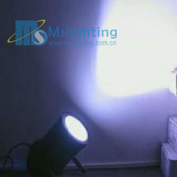 2013 new hot selling led multi par 100w rgb high power led long par can light
