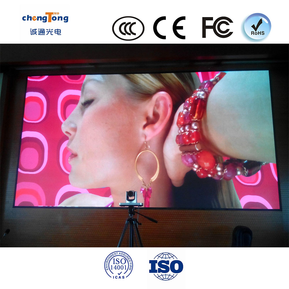 Super Brightness HD Sex Video 1080P Full color RGB P3.91mm indoor rental Led display screen 250*250mm from China