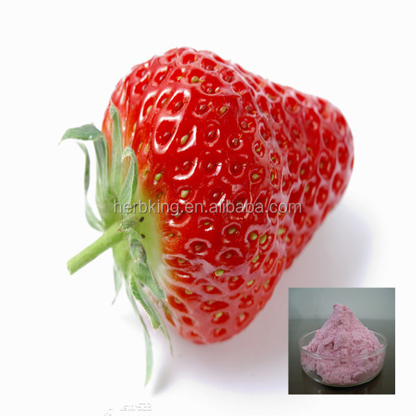 Low price Strawbetty fruit powder/Strawberry powder in icecream