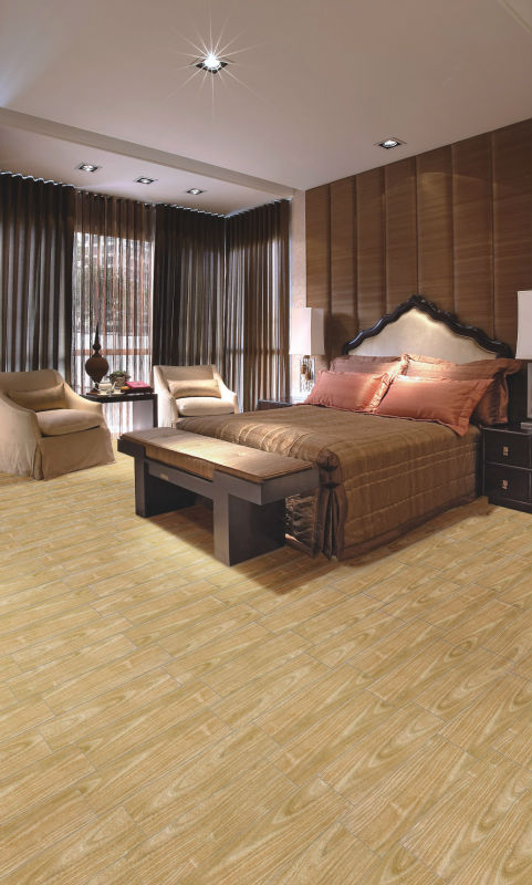 China factory150X900mm for room design 3D inkjet wooden ceramic tile