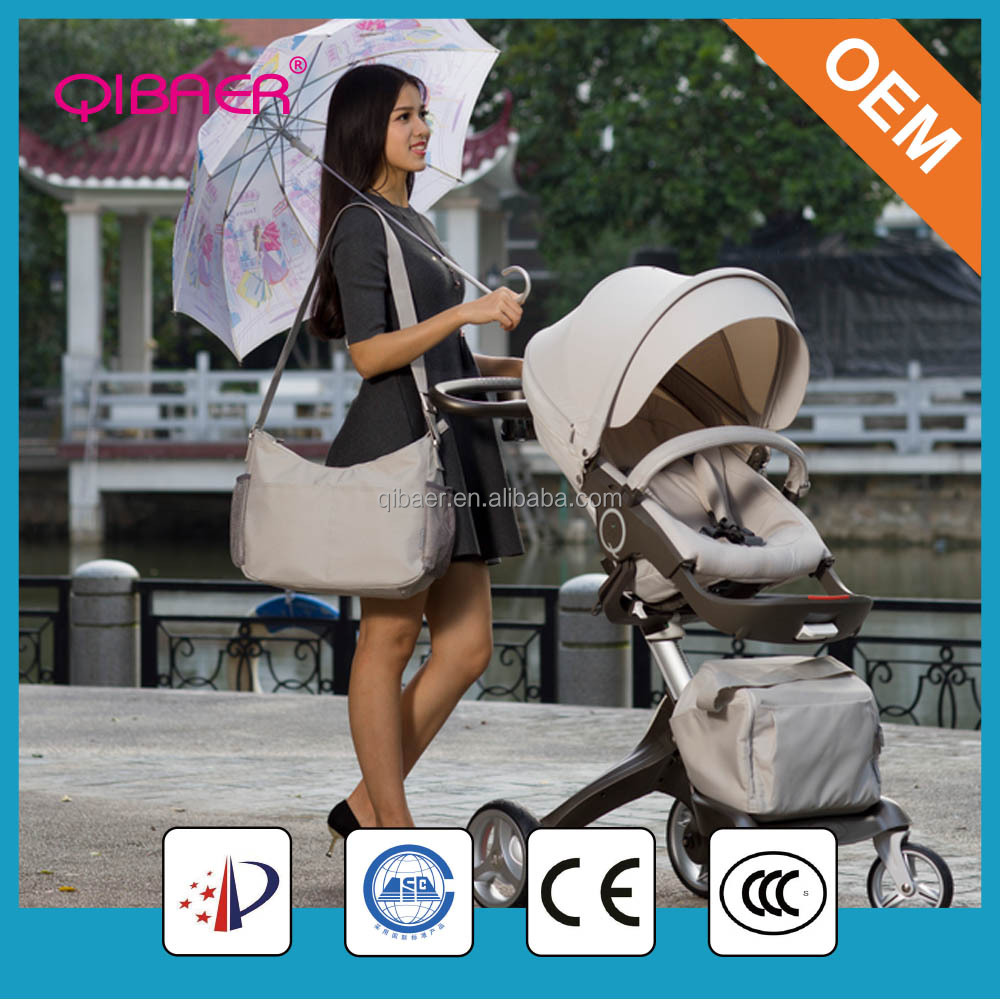 Luxury Foldable Sliding Antique Baby Carriage