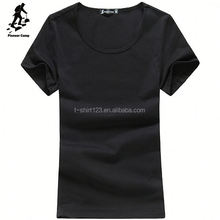 China factory wholesale beautiful girl t shirt