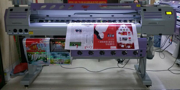 Large format printing machine/Eco-solvent machine/Outdoor printer