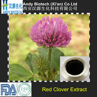Competitive Price of 20% Isoflavones high quality red clover p.e.