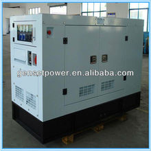 80kva to 500kva Skid Mounted Diesel Generator Power Sound Proof Diesel Generator