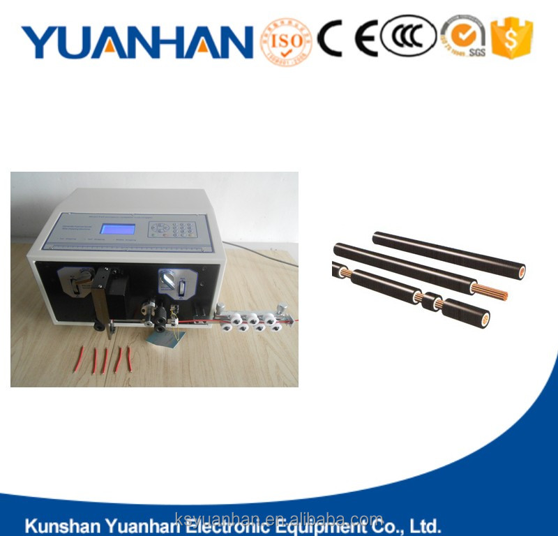 Cable Wire Peeling Machine and Wire Stripping Machine electric wire cable making machine