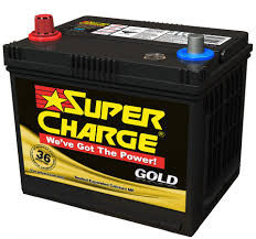 Dry car battery 56638 12V66AH VISCA