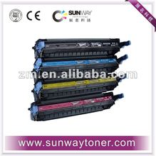 toner cartridge Q6470/Q7581 / Q7582 / Q7583 quality better than hueway