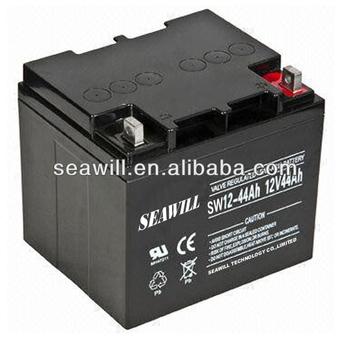 vrla agm mf battery 12v 44ah buy mf battery 12v 44ah vrla battery agm battery 12v product on. Black Bedroom Furniture Sets. Home Design Ideas