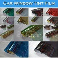 SINO 1.52x12M Good Heat Resistant Car Window Tint Film