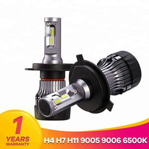 Mini led headlight H11 car led automotive parts 9005 9006 led headlight car conversion led kit