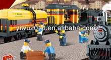 construction toys RAILWAY STATION SPECIAL TRAIN 328 PIECE SET