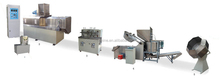 2017 French fries processing machine/automatic vegetable processing machine