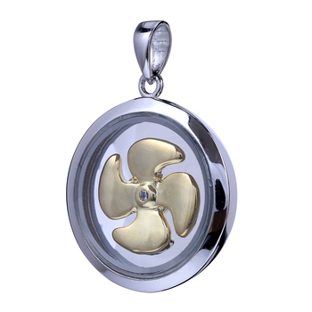 Wholesales 925 siSterlinig Silver Fashion Jewelry Floating Charms