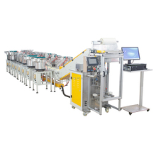 Carton Packaging Spare Parts Counting And Packing Machine