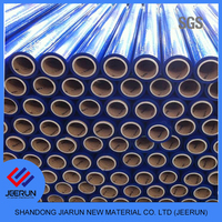good quality pe hot blue film, chinese blue film