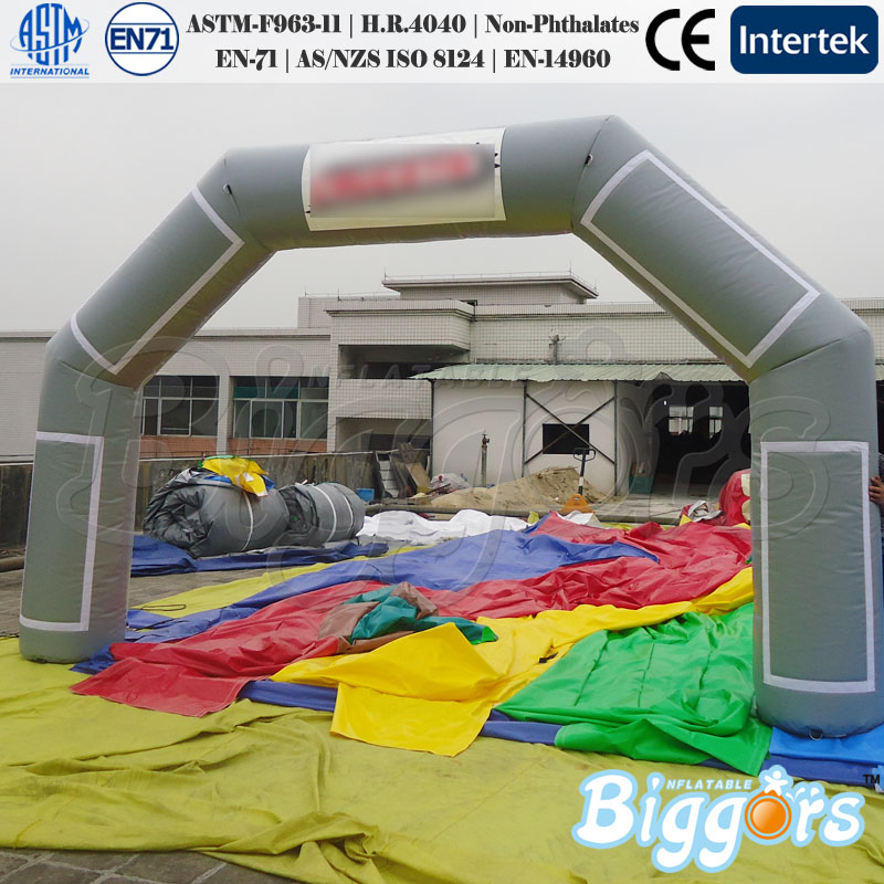 High Quality Inflatable Arch Door For Football Game