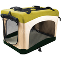 soft sided lightweight oxford pet cage