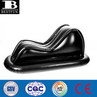 High Quality Inflatable S Shaped Sofa