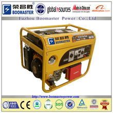 1.5kva/2kva/2.5kva/3kva/4kva/5kva/6kva gasoline generator made in China