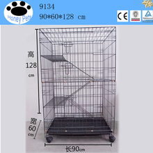 Wholesale good quality metal wire stainless steel cat cage