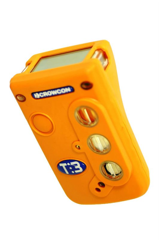 Crowcon Four Gas Detector (LEL, O2, CO & H2S)