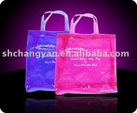 Eco shopping bag with PVC material (PVC-063)