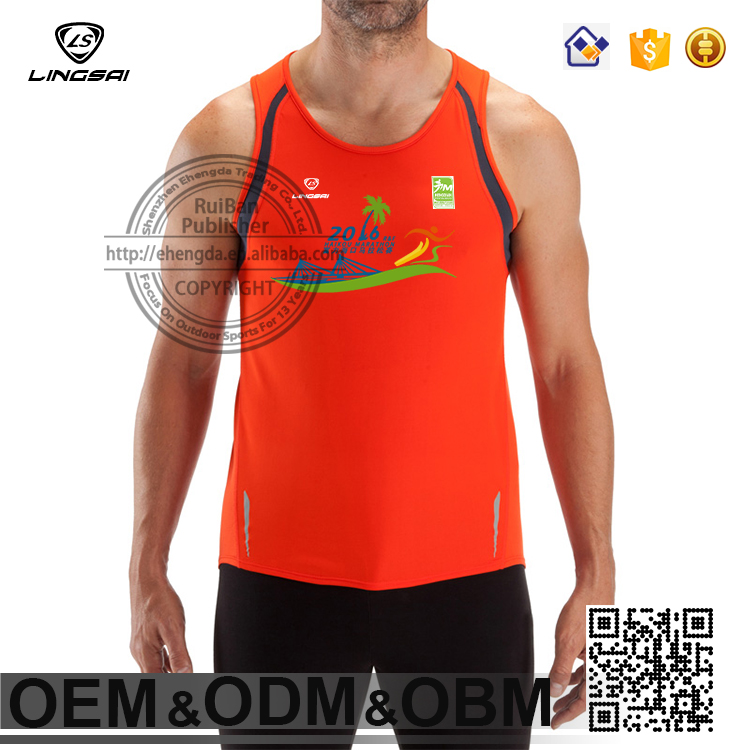 OEM ODM Hot Sale Marathon Sublimation New Design 100 Polyester dri T Shirts,Hight Quality